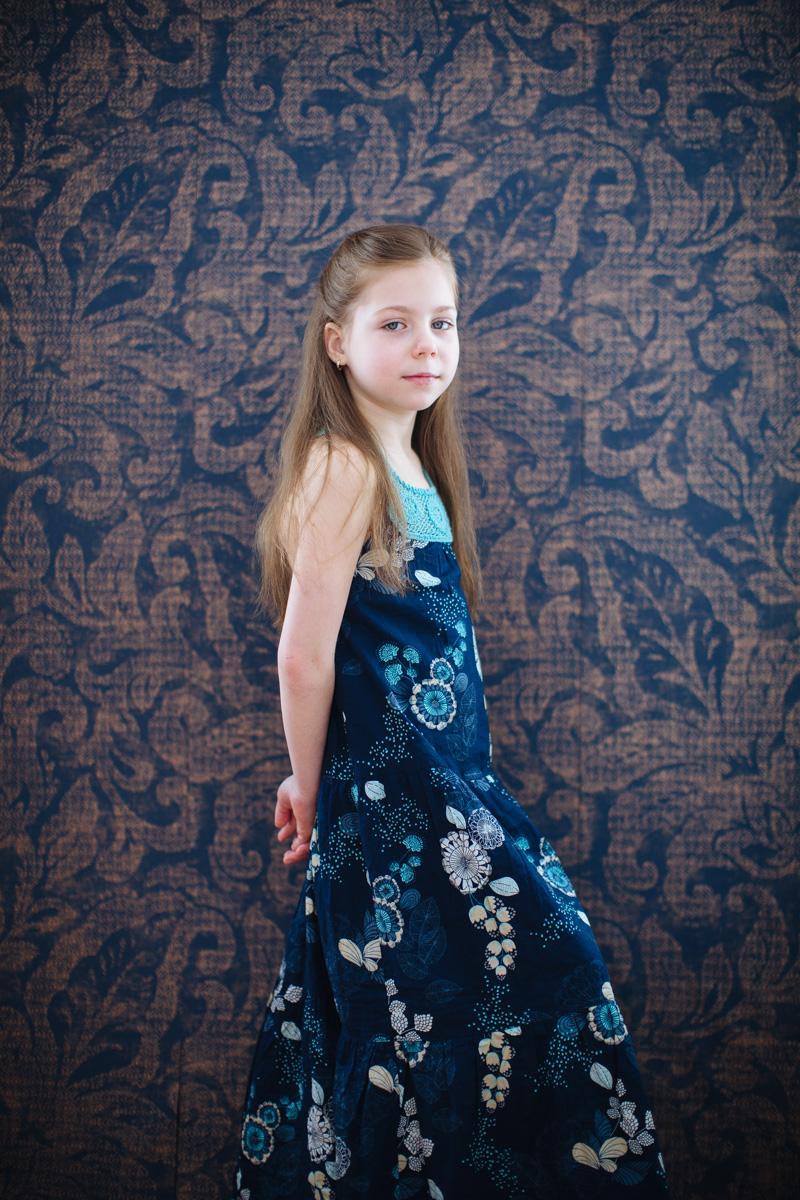 Culte du Beau Fotostudio Kinder Portrait Anna