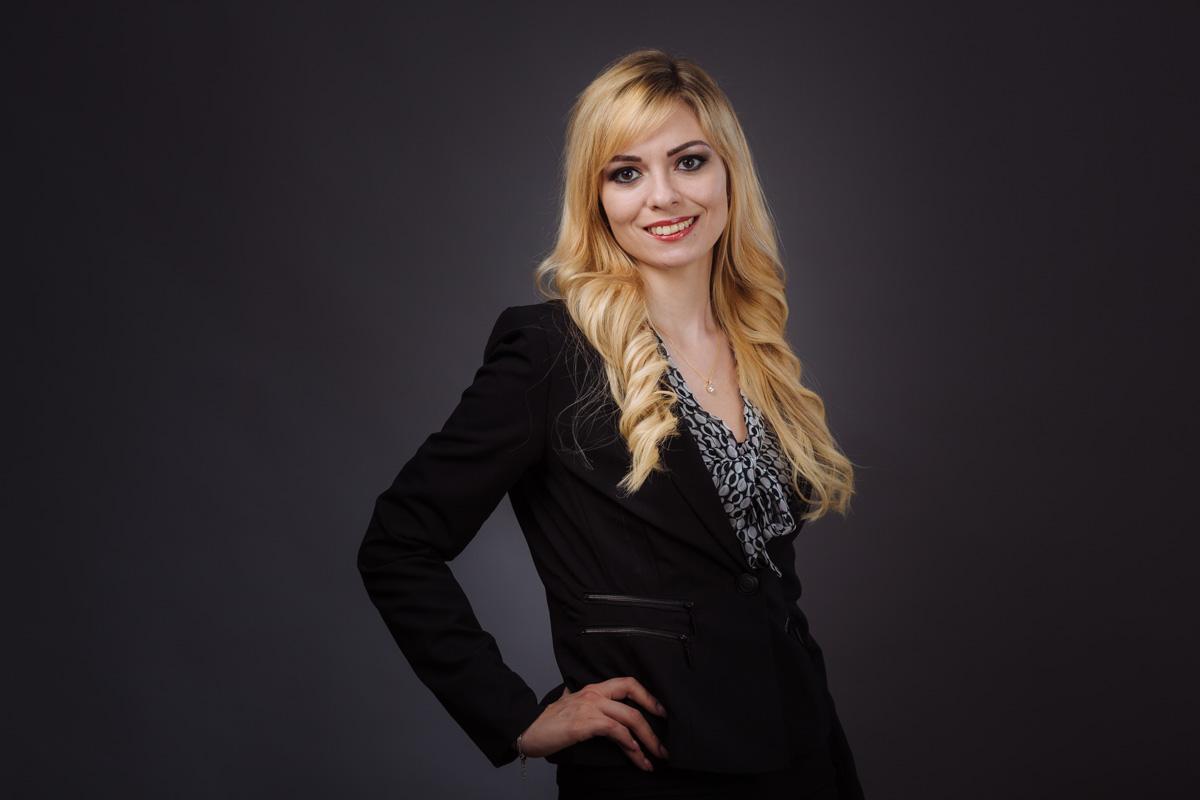 Culte du Beau Fotostudio Business Portrait Svetlana