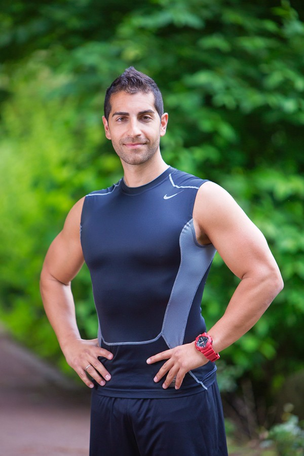 Culte du Beau Fotostudio Outdoor Portrait Fitness Ehssan 01