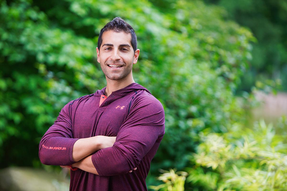 Culte du Beau Fotostudio Outdoor Portrait Fitness Ehssan 04
