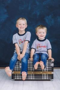 Culte du Beau Fotostudio Studio Familienfoto Kinder Portrait 01