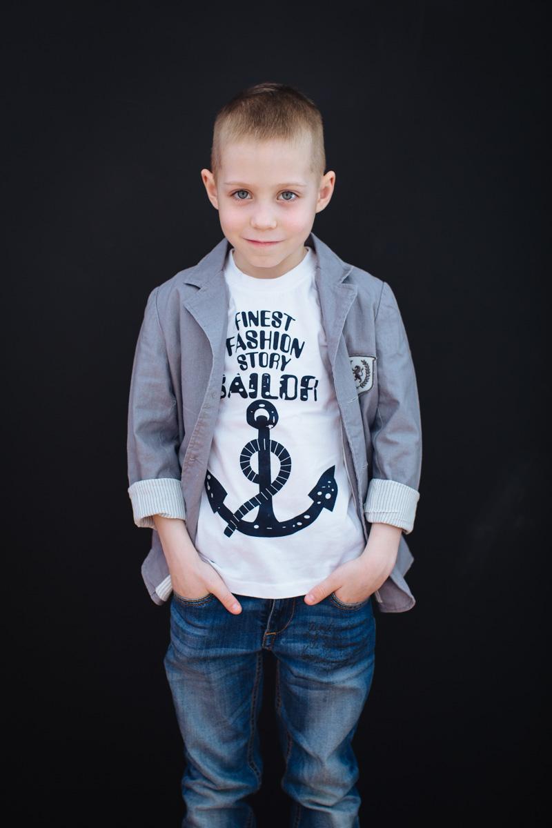 Culte du Beau Fotostudio Kinder Portrait Ivan